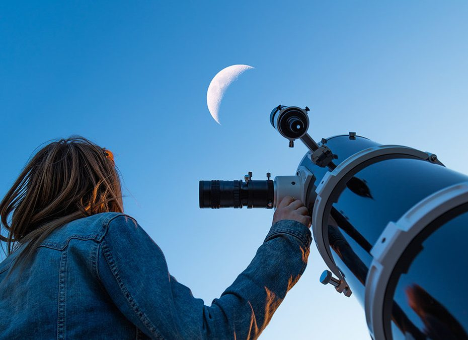 observing with a telescope in a handicap - 930×675